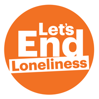 Let's End Loneliness Footer Logo