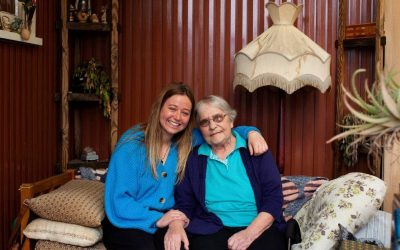 Lockdown grocery delivery sparks intergenerational friendship