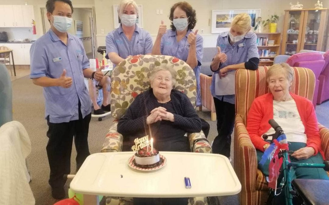 Covid-19 lockdown: Fighting loneliness as visitors barred at aged care facilities